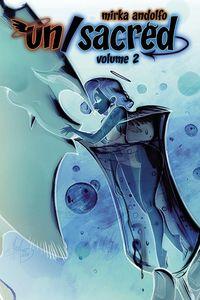 [Mirka Andolfos: Unsacred: Volume 2 #2 (Negative Andolfo Variant) (Product Image)]