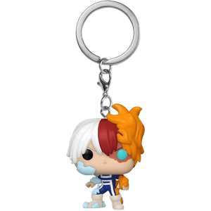 [My Hero Academia: Pocket Pop! Vinyl Ketchain: Todoroki (Product Image)]