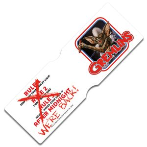 [Gremlins: Travel Pass Holder: Stripe Scribbles (Product Image)]