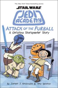 [Jedi Academy: Volume 8 (Hardcover) (Product Image)]