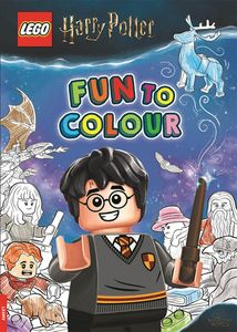 [LEGO Harry Potter: Fun To Colour (Product Image)]