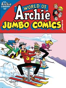 [World Of Archie: Jumbo Comics Digest #107 (Product Image)]