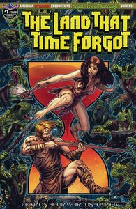 [Land That Time Forgot #1 (Fear On Four Worlds Timeless Cover) (Product Image)]