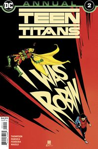 [Teen Titans: Annual #2 (Product Image)]