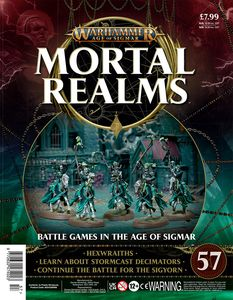 [Warhammer: Age Of Sigmar: Mortal Realms #57 (Product Image)]