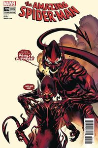 [Amazing Spider-Man #799 (2nd Printing - Immonen Variant) (Legacy) (Product Image)]
