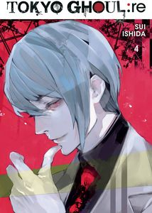 [Tokyo Ghoul: Re: Volume 4 (Product Image)]