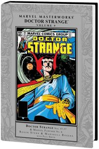 [Marvel Masterworks: Doctor Strange: Volume 9 (Hardcover) (Product Image)]