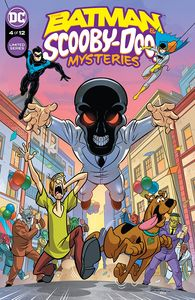 [The Batman & Scooby-Doo Mysteries #4 (Product Image)]