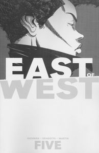 [East Of West: Volume 5: All These Secrets (Product Image)]