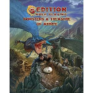 [5th Edition Role Playing: Monsters & Treasure Of Aihrde (Product Image)]