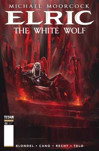 [Elric: The White Wolf #2 (Cover A Palma) (Product Image)]