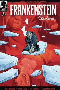 [Frankenstein: Undone #1 (Cover A Stenbeck) (Product Image)]