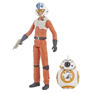 [Star Wars Universe: Resistance Action Figure: Poe & BB-8 (2 Pack) (Product Image)]