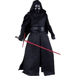 [Star Wars: The Force Awakens: Hot Toys Deluxe Action Figure: Kylo Ren (Product Image)]