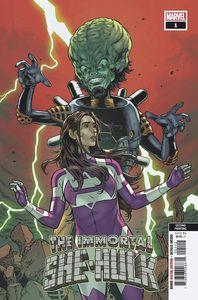 [Immortal She-Hulk #1 (2nd Printing Variant) (Product Image)]