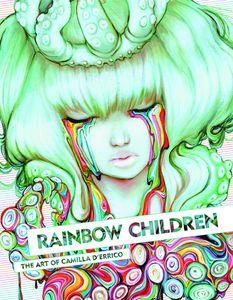 [Rainbow Children: The Art Of Camilla d'Errico: Volume 3 (Hardcover) (Product Image)]