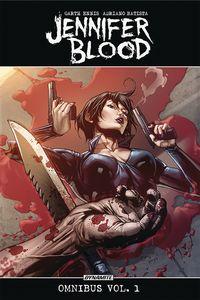 [Jennifer Blood Omnibus: Volume 1 (Product Image)]