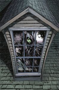[Black Hammer: Visions #2 (Cover C Mandrake) (Product Image)]