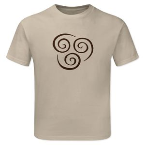 [Avatar The Last Airbender: Children's T-Shirt: Air Element (Product Image)]