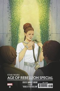 [Star Wars: Age Rebellion Special #1 (Bartel Greatest Moments V) (Product Image)]