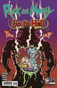 [Rick & Morty: Go To Hell #2 (Cover B Crosland) (Product Image)]