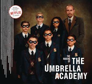 [Making Of Umbrella Academy (Hardcover) (Product Image)]