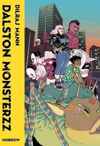 [Dalston Monsterzz (Hardcover - Signed Edition) (Product Image)]