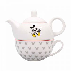 [Disney: Tea Set For One: Mickey Mouse (Product Image)]