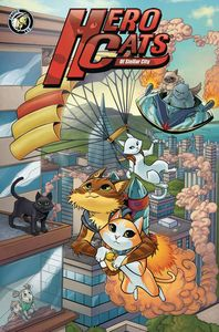 [Hero Cats: Volume 1 (Hardcover) (Product Image)]