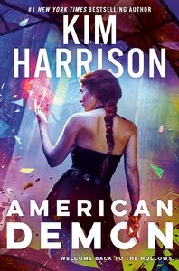 [American Demon (Hardcover) (Product Image)]