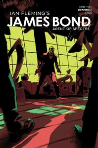 [James Bond: Agent Of Spectre #5 (Cover A Casalanguida) (Product Image)]
