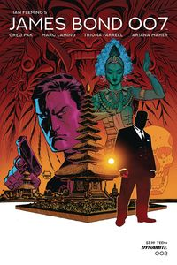 [James Bond 007 #2 (Cover A Johnson) (Product Image)]