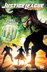 [Justice League: Odyssey: Volume 3: Final Frontier (Product Image)]