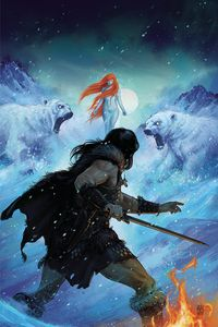 [Cimmerian: Frost Giants Daughter #3 (Vance Kelly Virgin Variant) (Product Image)]