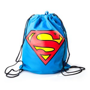 [Superman: Gym Bag: Classic Logo (Product Image)]