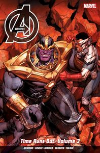 [Avengers: Time Runs Out: Volume 3 (UK Edition) (Product Image)]