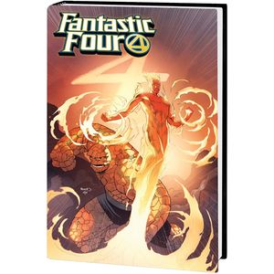 [Fantastic Four: Fate Of Four (Hardcover) (Product Image)]