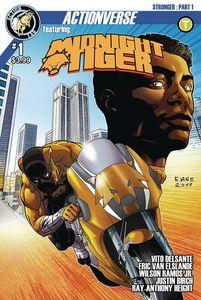 [Midnight Tiger: Stronger #1 (Cover A Van Elslande) (Product Image)]