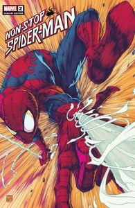 [Non-Stop Spider-Man #2 (Okazaki Variant) (Product Image)]