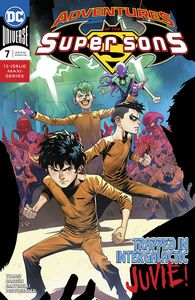 [Adventures Of The Super Sons #7 (Product Image)]