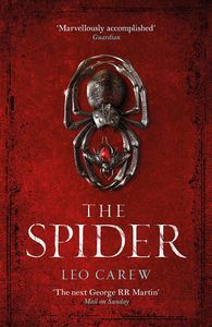 [Under The Northern Sky: Book 2: Spider (Hardcover) (Product Image)]