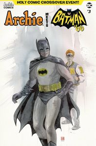 [Archie Meets Batman 66 #3 (Cover F Mack) (Product Image)]