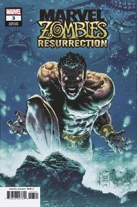 [Marvel Zombies: Resurrection #3 (Tan Variant) (Product Image)]