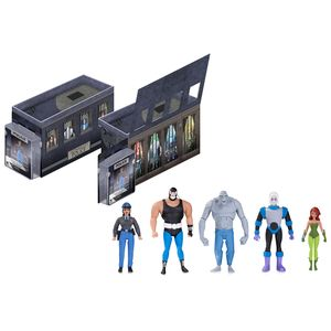 [DC: Batman: The Animated Series: Action Figure 5 Pack: GCPD Rogues Gallery (Product Image)]