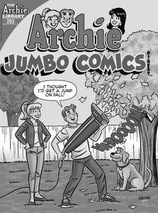 [Archie: Jumbo Comics Digest #293 (Product Image)]