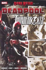 [Dark Reign: Deadpool/Thunderbolts (Product Image)]