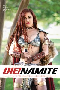 [Die!Namite #4 (Cover E Polson Cosplay) (Product Image)]