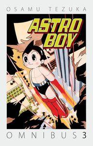 [Astro Boy: Omnibus: Volume 3 (Product Image)]