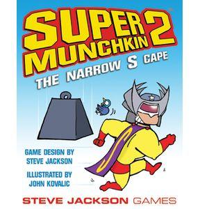[Munchkin: Super Munchkin: 2 The Narrow S Cape (Product Image)]